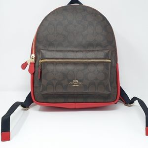 Coach Bags - Coach sig med charlie backpack